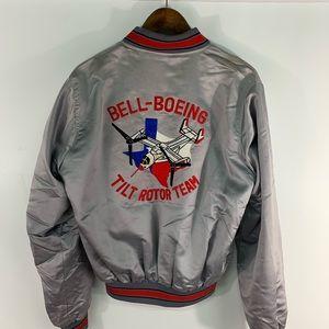 Vintage Bell-Boeing Tilt Rotor Team Varsity Jacket